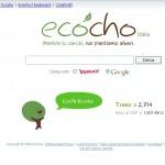 Ecocho: il motore di ricerca che pensa alla natura