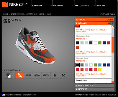 Crea le tue scarpe Nike personalizzate con Nikeid « Il Virtuale