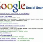Nell'epoca dei Social network Google lancia Social Search