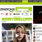 Virgilio Sing Ring, il primo video Karaoke online