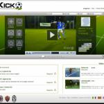 I video di Kicko per scoprire i nuovi talenti del calcio