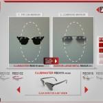 Ray-Ban Virtual Mirror: tutti gli occhiali da provare sul tuo PC