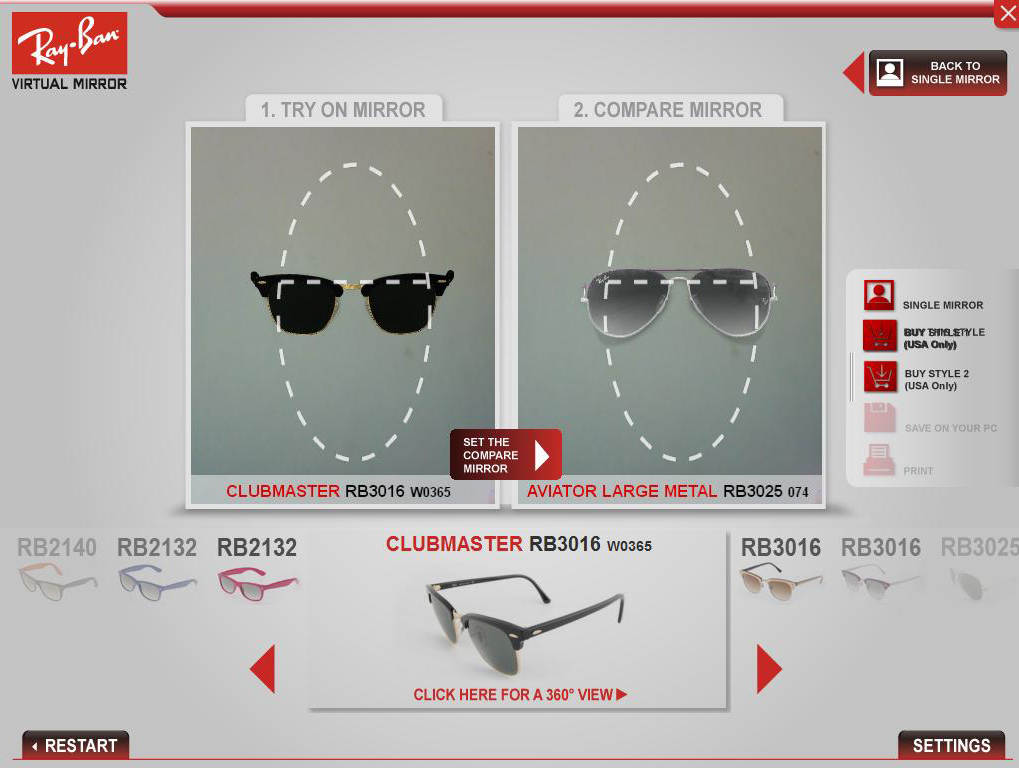 mirrored ray bans qxpd  mirrored ray bans